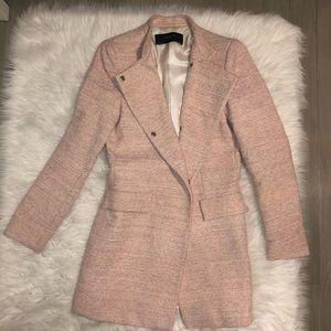 ZARA Light Pink Coat